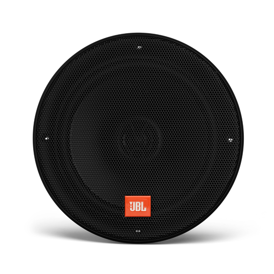 """JBL Stage2 624 - Black - 6-1/2"""" (160mm)  Two Way Coaxial Car Speaker - Front"""