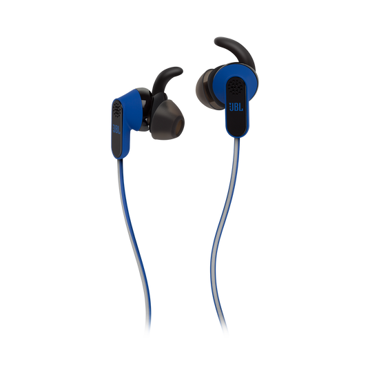 Reflect Aware - Blue - Lightning connector sport earphone with Noise Cancellation and Adaptive Noise Control. - Detailshot 1