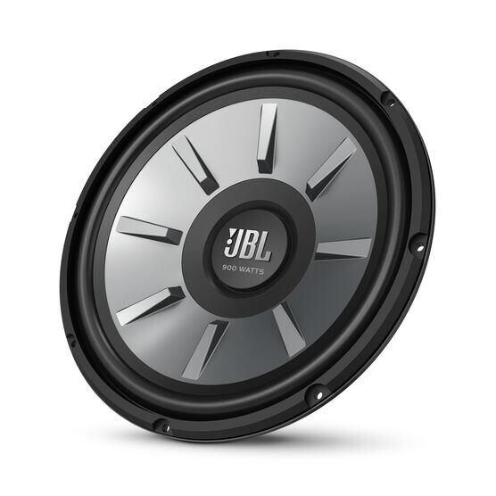 """JBL Stage 1010 Subwoofer - Black - 10"""" (250mm) woofer with 225 RMS and 900W peak power handling. - Hero"""