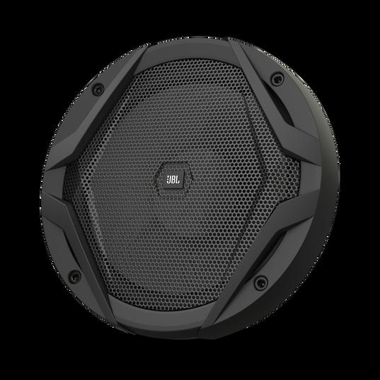 "GX600C - Black - 6-1/2"" car audio component speaker system, 210W - Front"