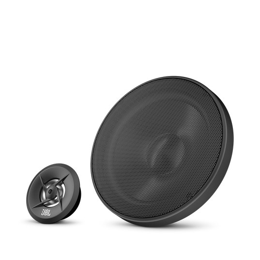 Stage 600CE - Black - Series of affordable coaxial and component speakers - Hero