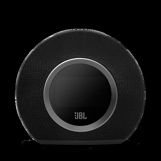 JBL Horizon - Black - Bluetooth clock radio with USB charging and ambient light - Detailshot 2