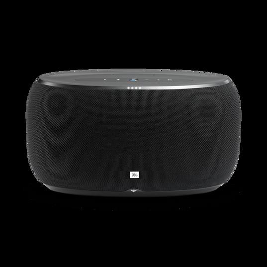 JBL Link 500 - Black - Voice-activated speaker - Front