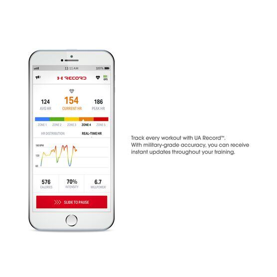 Under Armour Sport Wireless Heart Rate