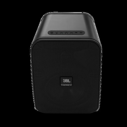 "JBL Control X Wireless - Grey - 5.25"" (133mm) Portable Stereo Bluetooth® Speakers - Detailshot 5"