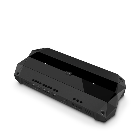 Club 4505 - Black - Mono, 4 and 5-channel amplifiers with a compact footprint for ease of installation into a larger variety of vehicles. - Hero