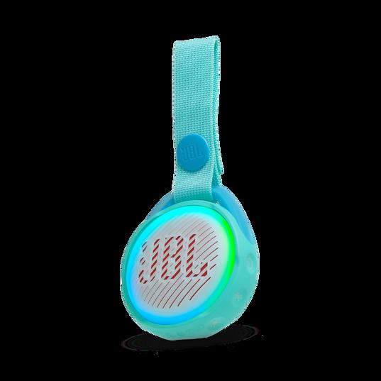 JBL JR POP - Aqua Teal - Portable speaker for kids - Hero