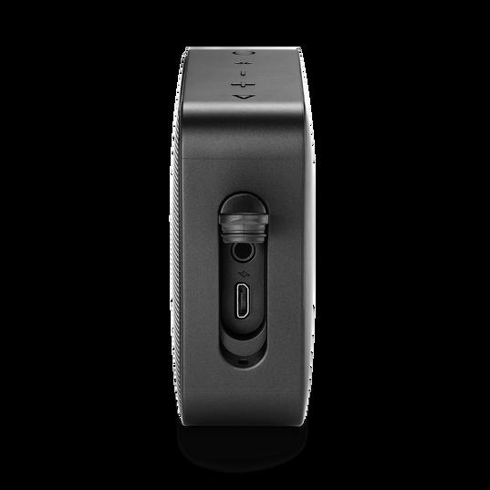 JBL GO 2 - Midnight Black - Portable Bluetooth speaker - Detailshot 4