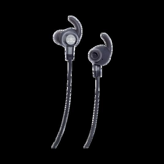JBL EVEREST™ ELITE 150NC - Gun Metal - Wireless In-Ear NC headphones - Detailshot 1