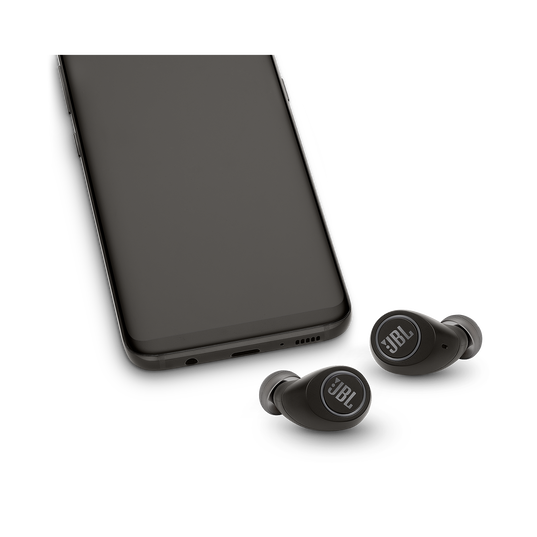 JBL Free X - Black - True wireless in-ear headphones - Detailshot 4