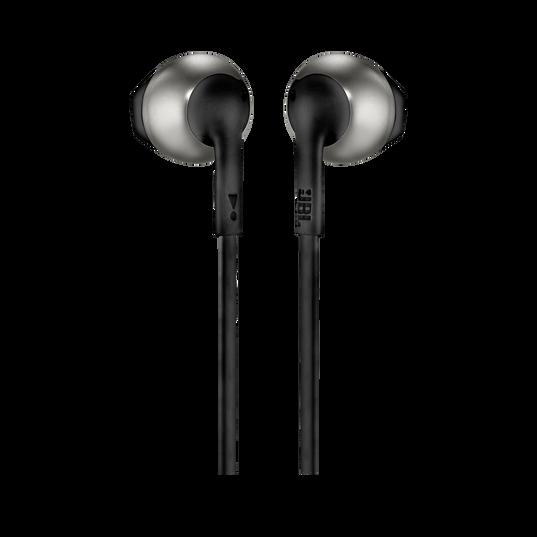 JBL TUNE 205BT - Black - Wireless Earbud headphones - Back