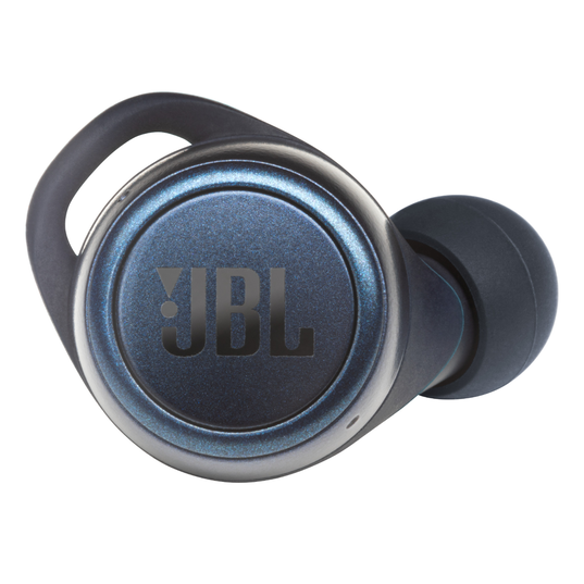 JBL Live 300TWS - Blue - True wireless in-ear headphones with Smart Ambient - Detailshot 1