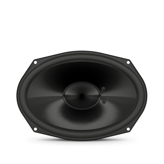 "Club 9600c - Black - 6""x9"" (152mm x 230mm) component speaker system - Detailshot 5"