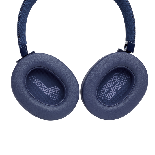 JBL LIVE 500BT - Blue - Your Sound, Unplugged - Detailshot 4