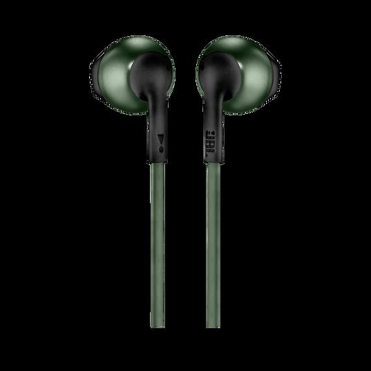 JBL TUNE 205BT - Green - Wireless Earbud headphones - Back