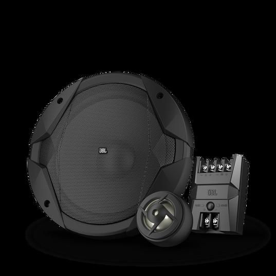 GT7-6C - Black - Hero