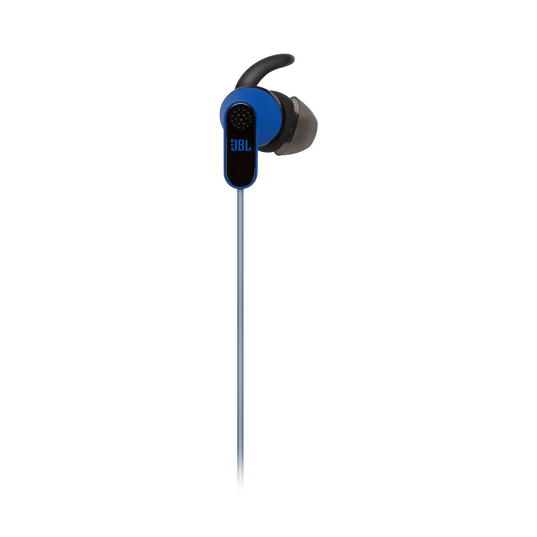 Reflect Aware - Blue - Lightning connector sport earphone with Noise Cancellation and Adaptive Noise Control. - Detailshot 2