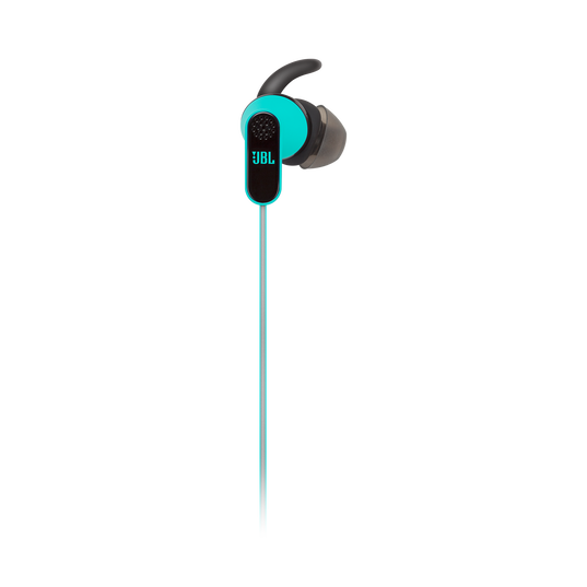 Reflect Aware - Teal - Lightning connector sport earphone with Noise Cancellation and Adaptive Noise Control. - Detailshot 2