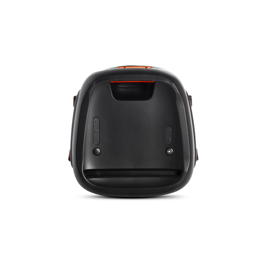 JBL PartyBox 200 - Black - Portable Bluetooth party speaker with light effects - Detailshot 4