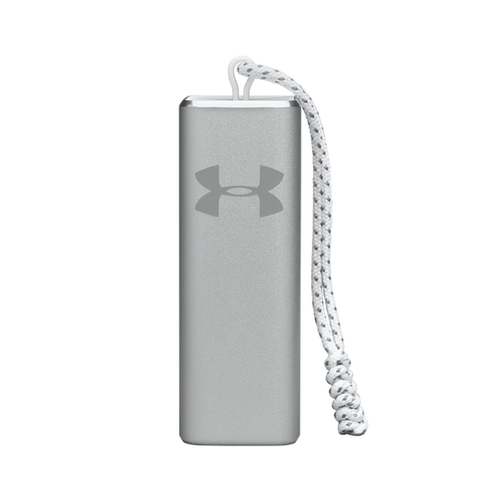 Under Armour® True Wireless Flash – Engineered by JBL® - White - Truely wireless sport headphones for your every run, with JBL technology and sound. - Detailshot 2