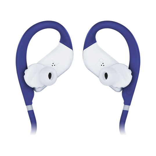 JBL Endurance DIVE - Blue - Waterproof Wireless In-Ear Sport Headphones with MP3 Player - Detailshot 1