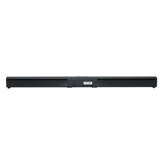 JBL Cinema SB160 - Black - 2.1 Channel soundbar with wireless subwoofer - Detailshot 3