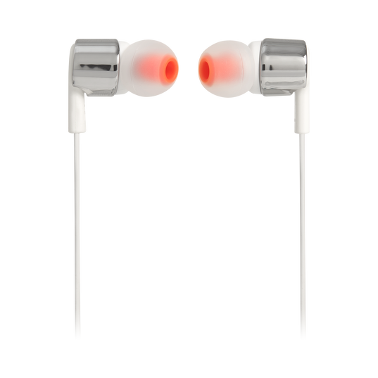 JBL TUNE 210 - Grey - In-ear headphones - Front