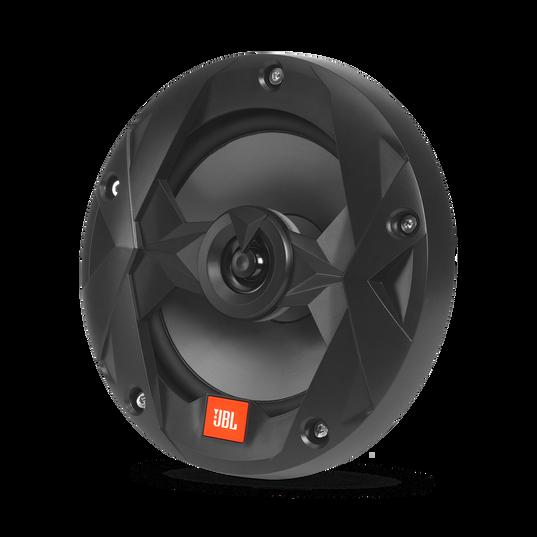 "Club Marine MS65B - Black Matte - Club Marine MS65B—6-1/2"" (160mm) two-way marine audio multi-element speaker – Black - Hero"