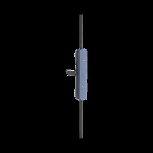 JBL EVEREST™ 110 - Steel Blue - Wireless In-ear headphones - Detailshot 1