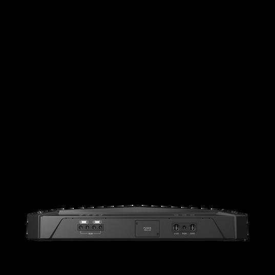 GTR-1001 - Black - Mono Channel, 2600W High Performance Subwoofer Amplifier - Detailshot 1