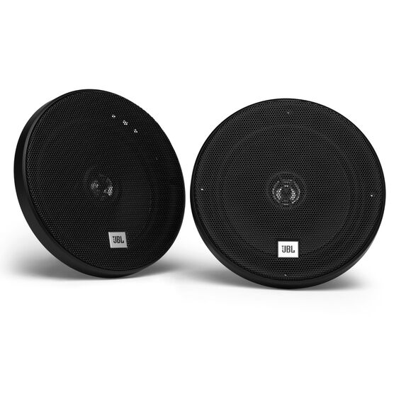"""JBL Stage1 621 - Black - 6-1/2"""" (160mm)  Two Way  Car Speaker - Hero"""