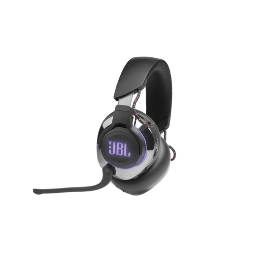 JBL Quantum 800 - Black - Wireless over-ear performance gaming headset with Active Noise Cancelling and Bluetooth 5.0 - Detailshot 4