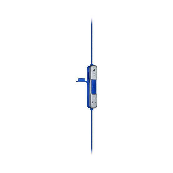 JBL REFLECT MINI 2 - Blue - Lightweight Wireless Sport Headphones - Detailshot 4