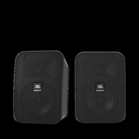 "JBL Control X Wireless - Grey - 5.25"" (133mm) Portable Stereo Bluetooth® Speakers - Detailshot 2"