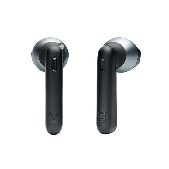 JBL TUNE 220TWS - Black - True wireless earbuds - Detailshot 1