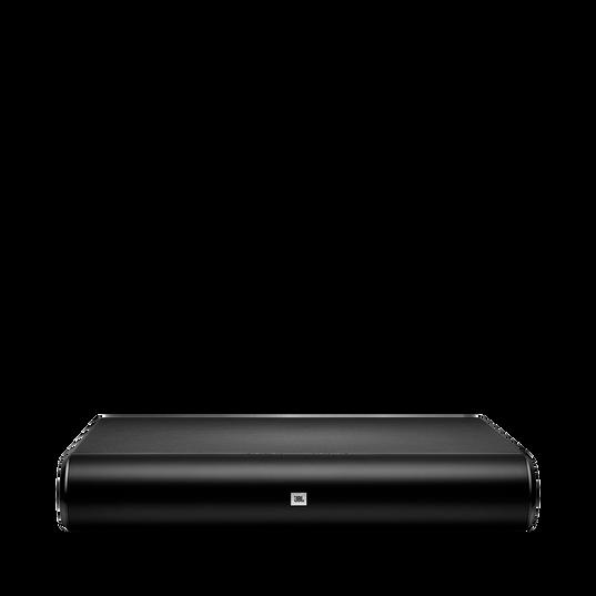 JBL Cinema Base - Black - Home cinema 2.2 all in one soundbase for television - Front