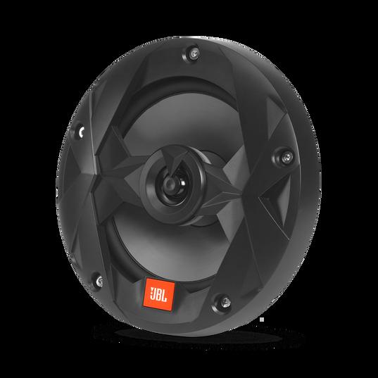 "Club Marine MS65LB - Black Matte - Club Marine MS65LB—6-1/2"" (160mm) two-way marine audio multi-element speaker with RGB lighting – Black - Hero"
