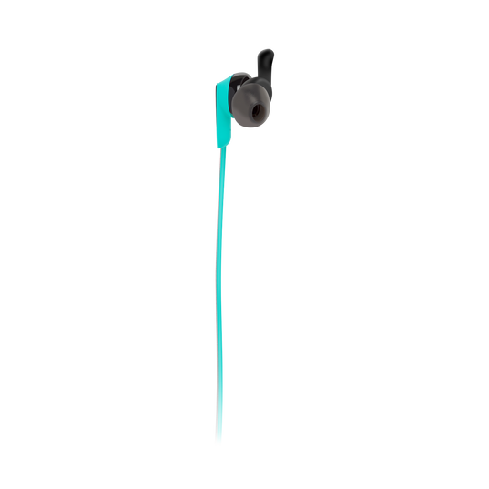 Reflect Aware - Teal - Lightning connector sport earphone with Noise Cancellation and Adaptive Noise Control. - Detailshot 3