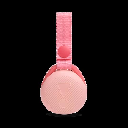 JBL JR POP - Rose Pink - Portable speaker for kids - Back