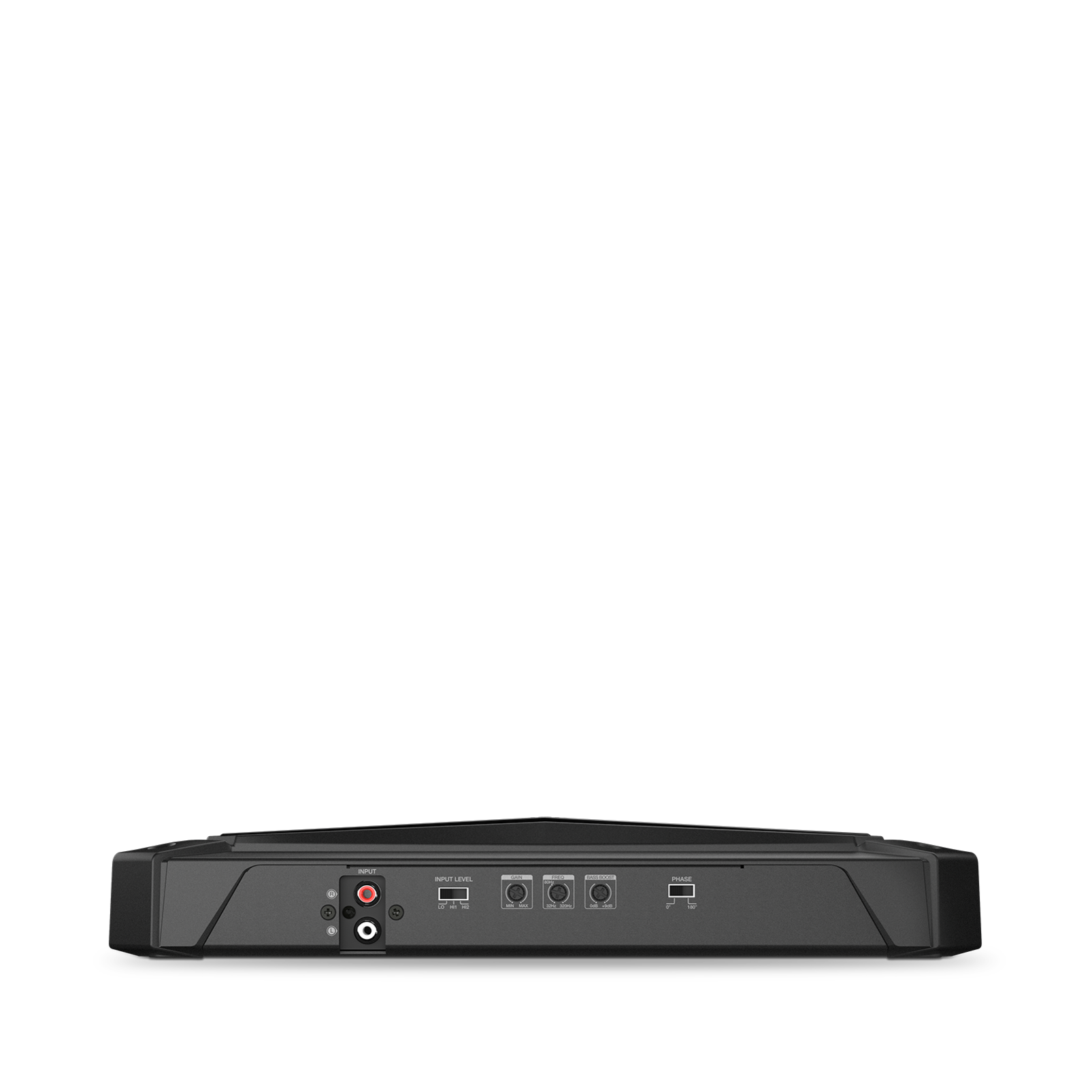 GTR-1001 - Black - Mono Channel, 2600W High Performance Subwoofer Amplifier - Detailshot 2