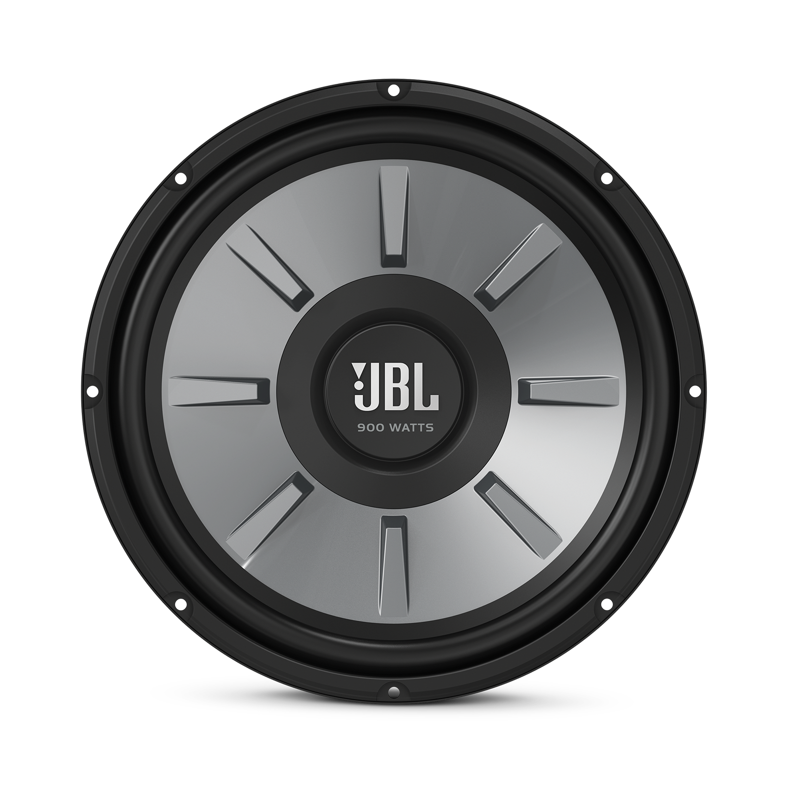 """JBL Stage 1010 Subwoofer - Black - 10"""" (250mm) woofer with 225 RMS and 900W peak power handling. - Front"""