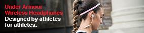 JBL_Under Armour Headphones Wireless